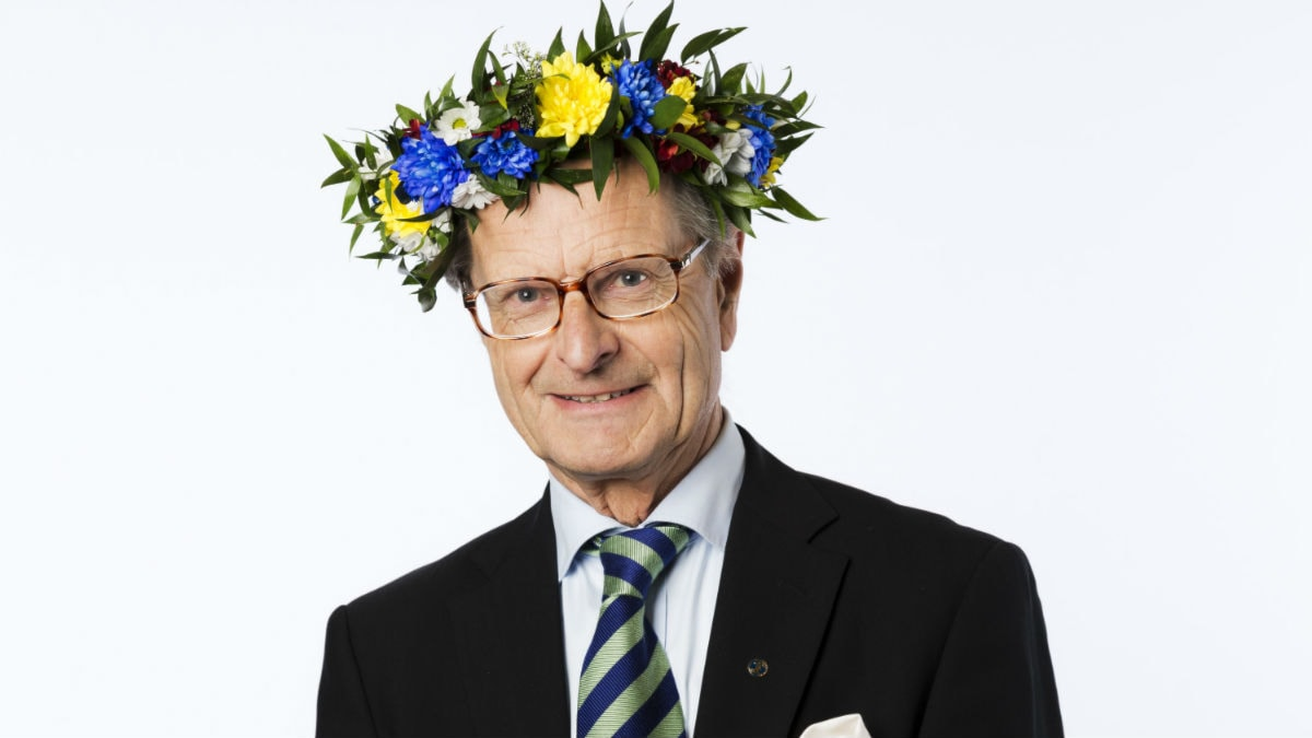 Ingemar Eliasson. Foto: Mattias Ahlm/Sveriges Radio
