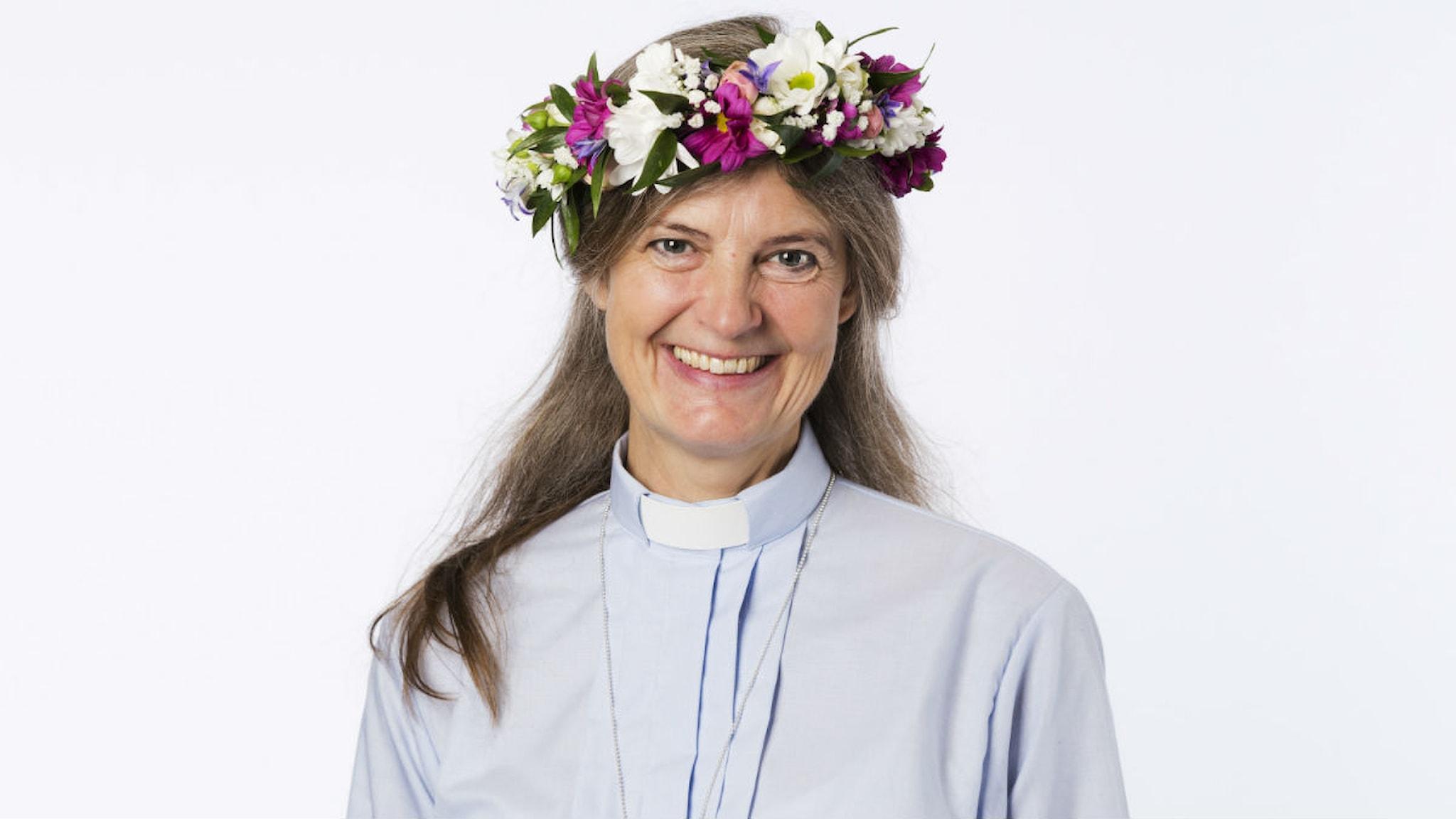 Louise Linder. Foto: Mattias Ahlm/Sveriges Radio
