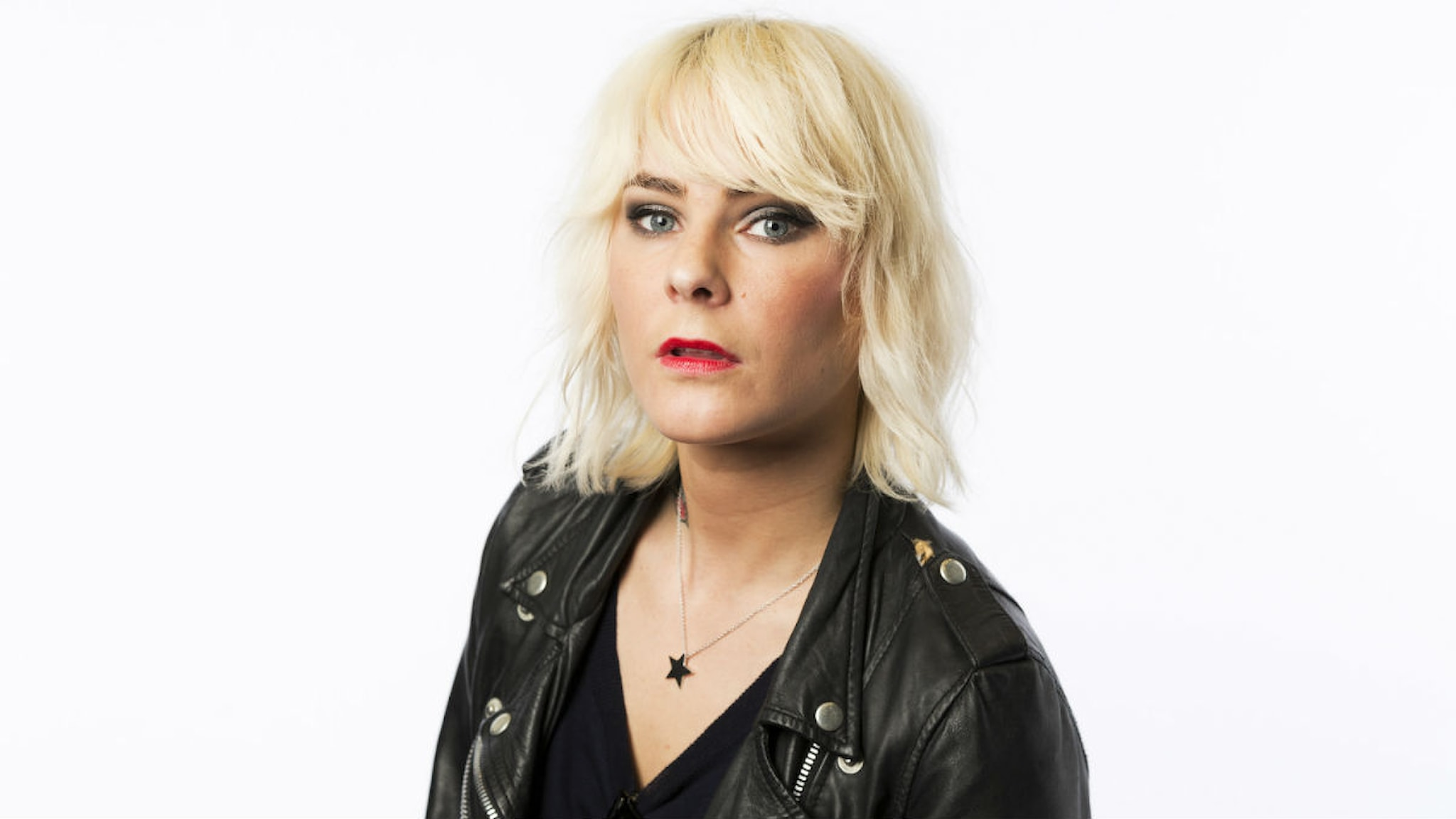 Maja Ivarsson. Foto: Mattias Ahlm/Sveriges Radio