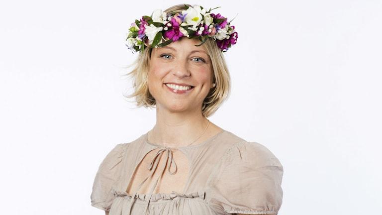 Martha Ehlin. Foto: Mattias Ahlm/Sveriges Radio