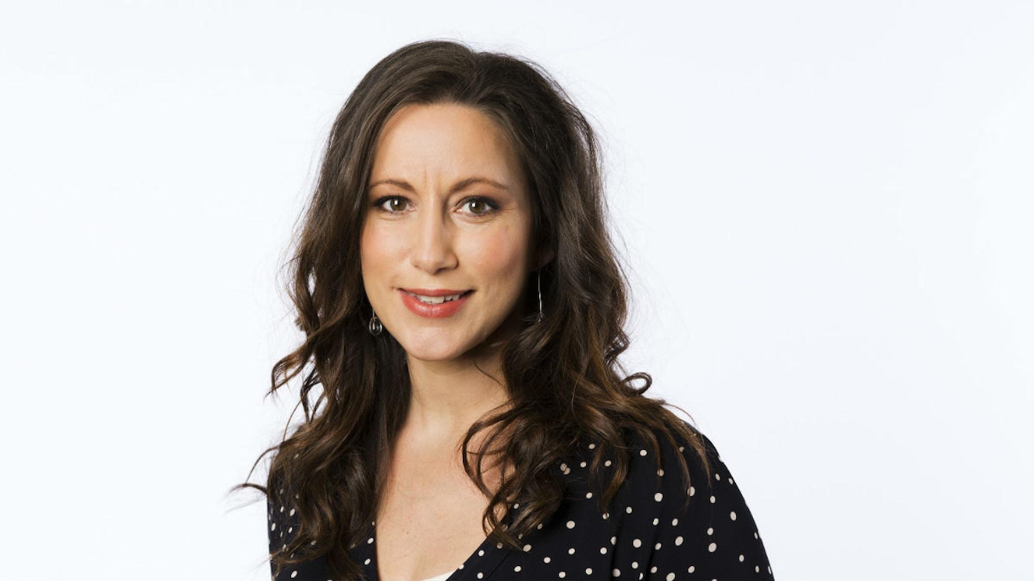 Lisa Nilsson. Foto: Mattias Ahlm/Sveriges Radio