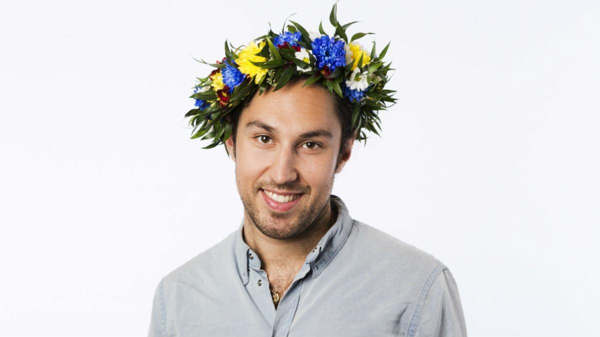 Leo Razzak. Foto: Mattias Ahlm/Sveriges Radio