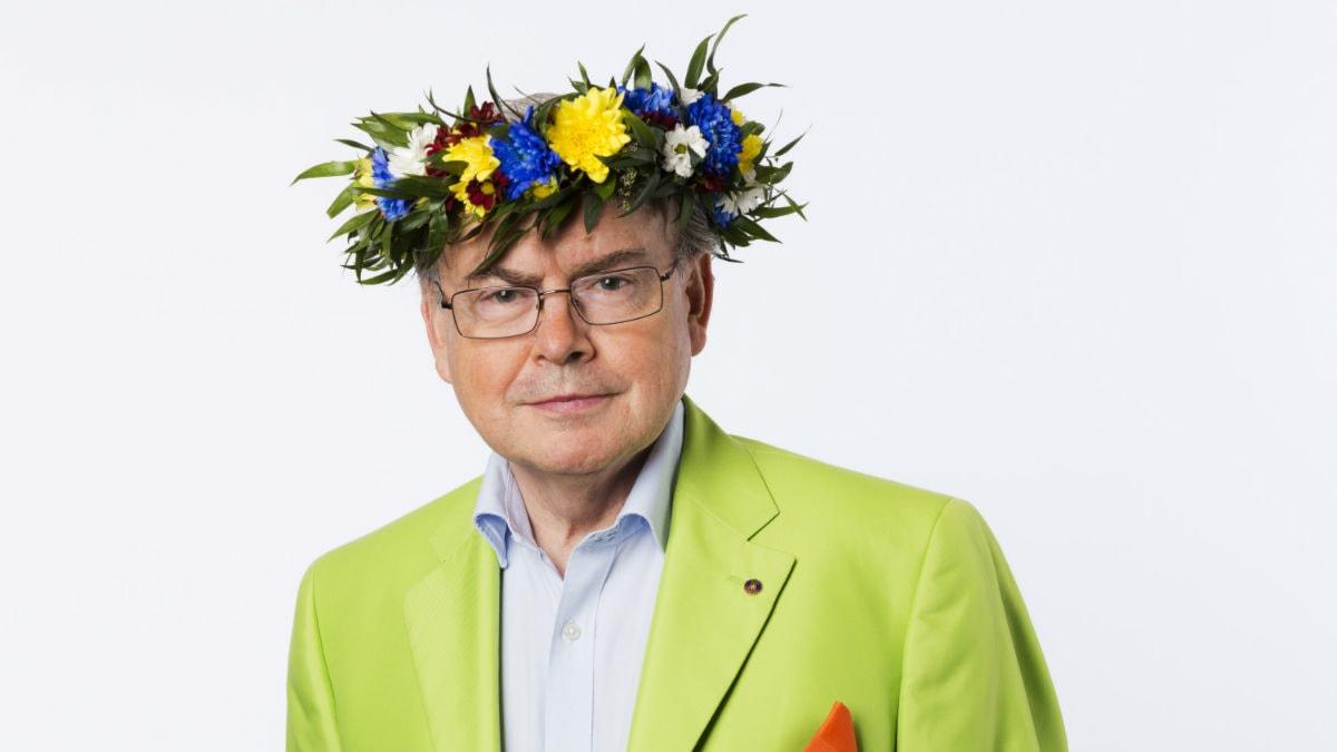 Peter Schéle. Foto: Mattias Ahlm/Sveriges Radio