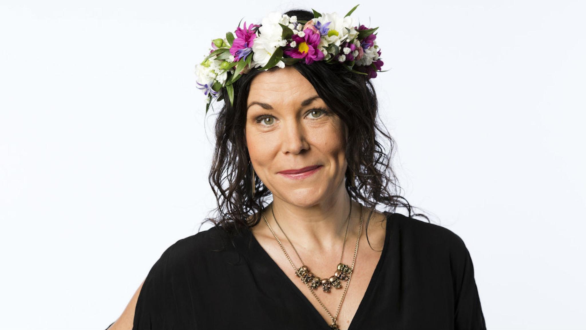 Maria Sveland. Foto: Mattias Ahlm/Sveriges Radio