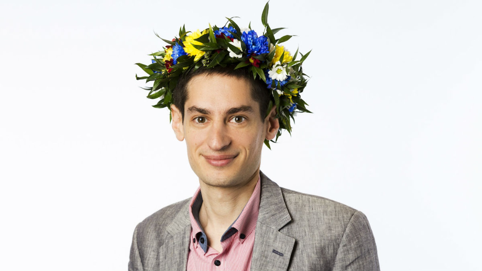 Peter Wolodarski. Foto: Mattias Ahlm/Sveriges Radio