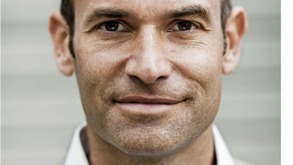 Daniel Sachs. Foto: Mathias Johansson