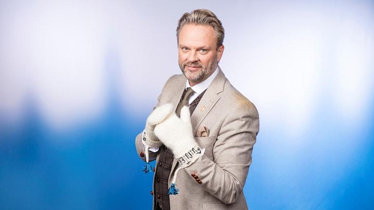 Tommy Ivarsson. Foto: Mattias Ahlm/Sveriges Radio