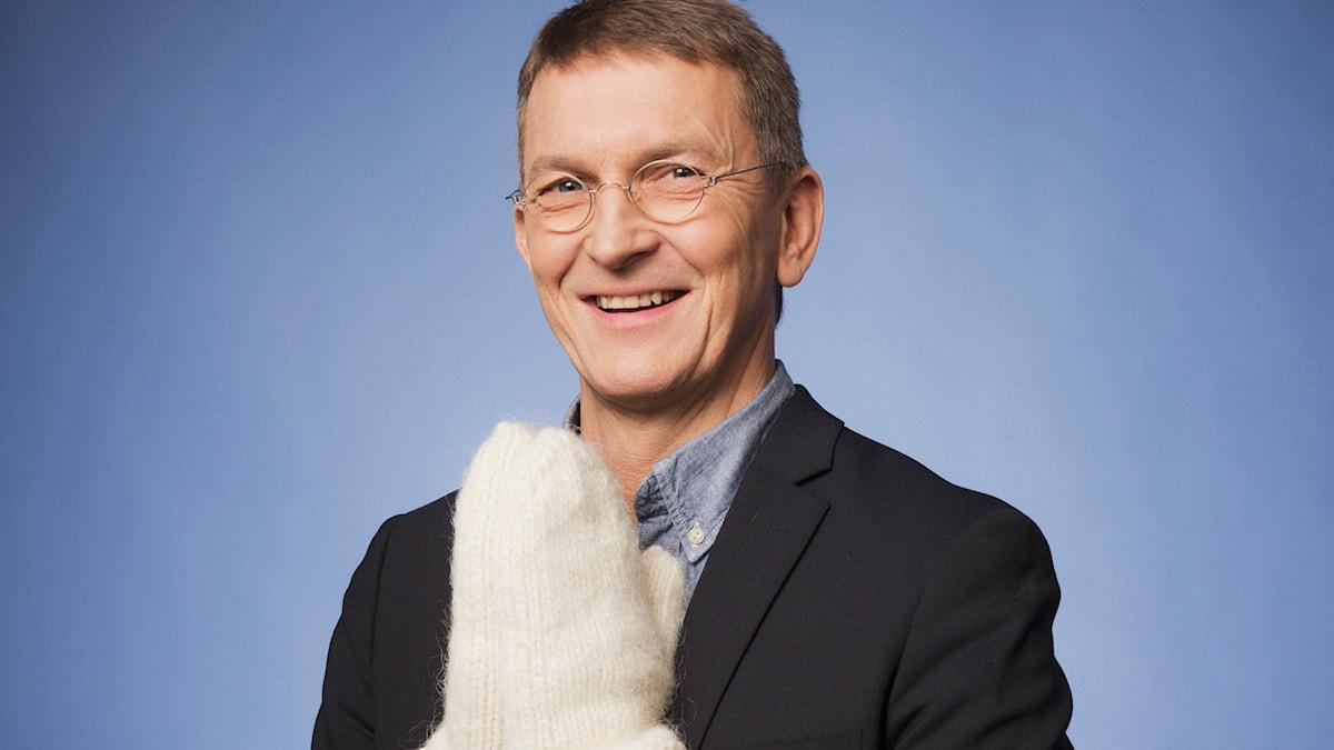 Tomas Sjödin. Foto: Mattias Ahlm/Sveriges Radio.