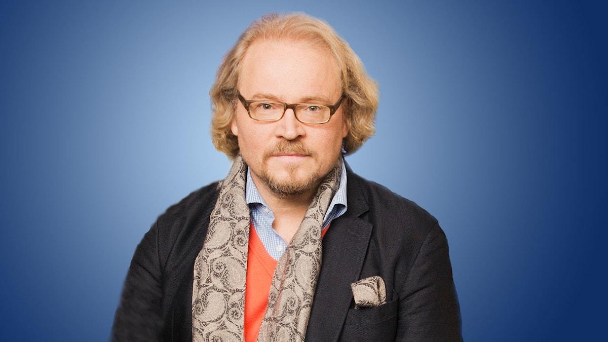 Fredrik Lindström. Foto: Mattias Ahlm /Sveriges Radio.