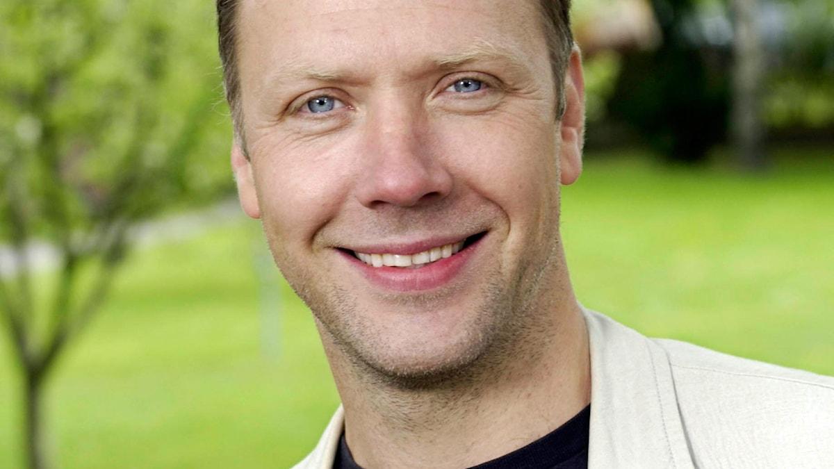 Mikael Persbrandt. Foto: Johan Ljungström/Sveriges Radio