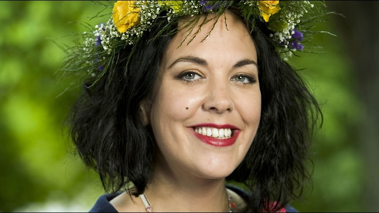 Marit Bergman. Foto: Johan Ljungström/SR