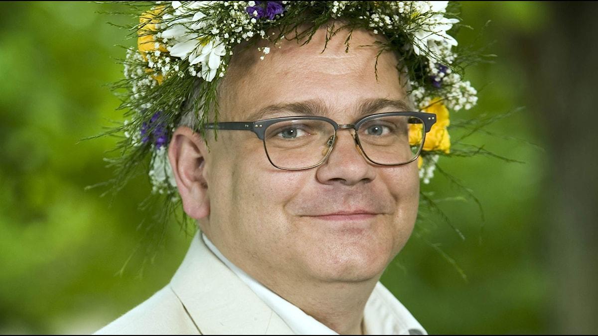Henrik Teleman. Foto: Johan Ljungström/SR