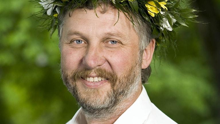 Peter Eriksson. Foto: Johan Ljungström/SR