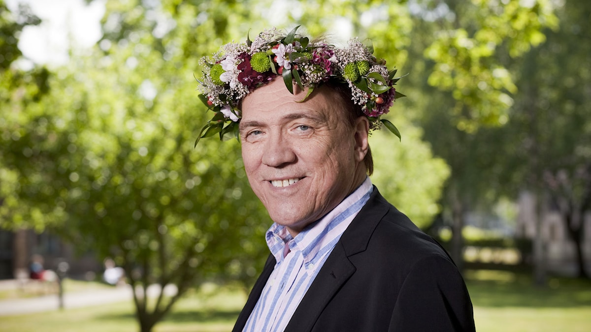 Christer Sjögren. Foto: Mattias Ahlm/Sveriges Radio.