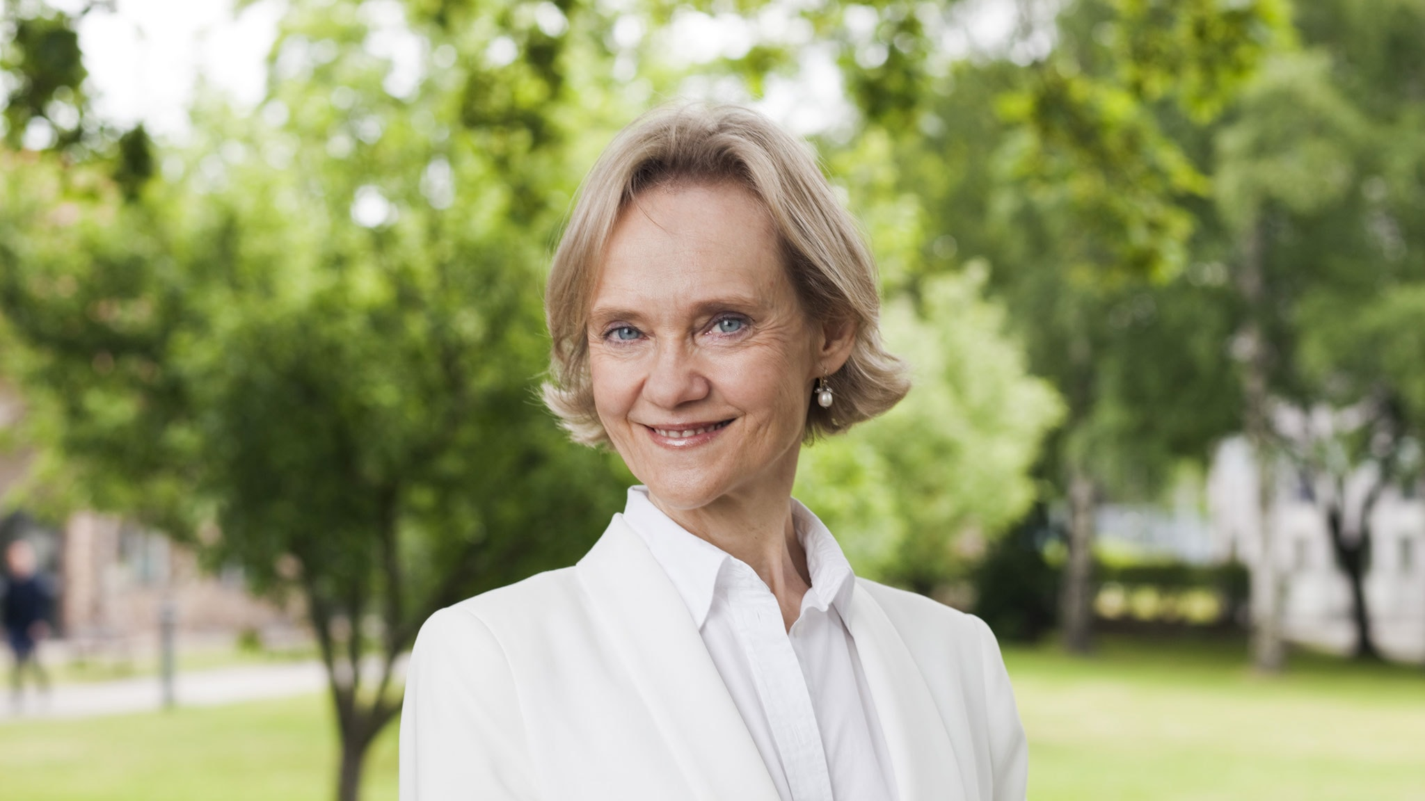 Anneli Alhanko. Foto: Mattias Ahlm/Sveriges Radio