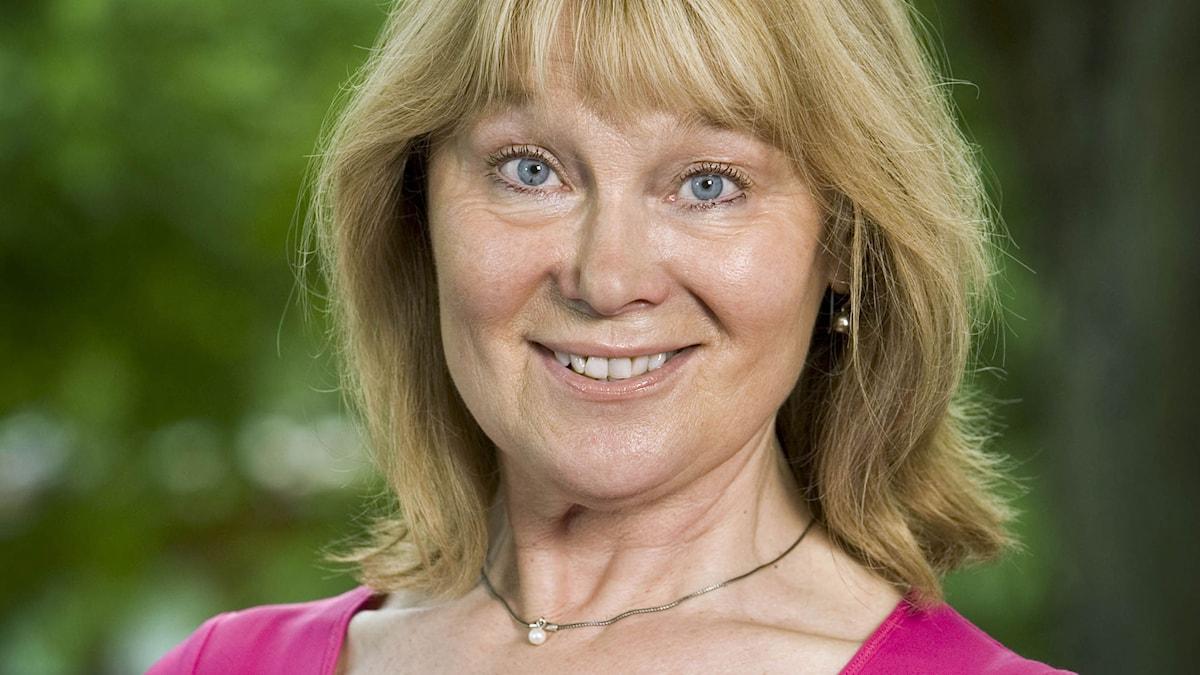 Ingrid Sommar. Foto: Johan Ljungström/SR