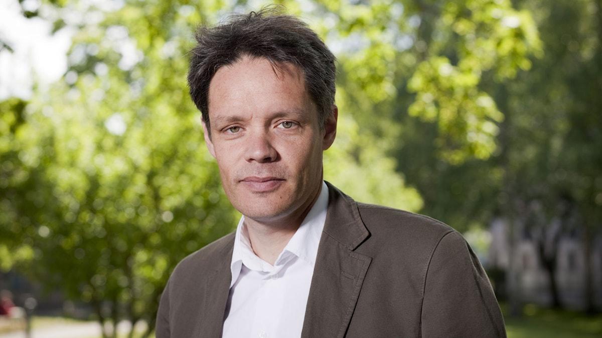 Ulf Danielsson. Foto: Mattias Ahlm/Sveriges Radio.