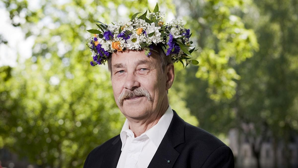 Håkan Lans. Foto: Mattias Ahlm/Sveriges Radio.
