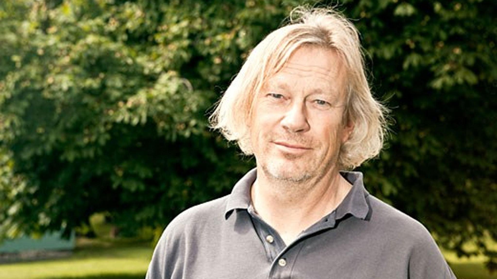 Lars Jonsson. Foto: Olivia Mariette Borg/Sveriges Radio