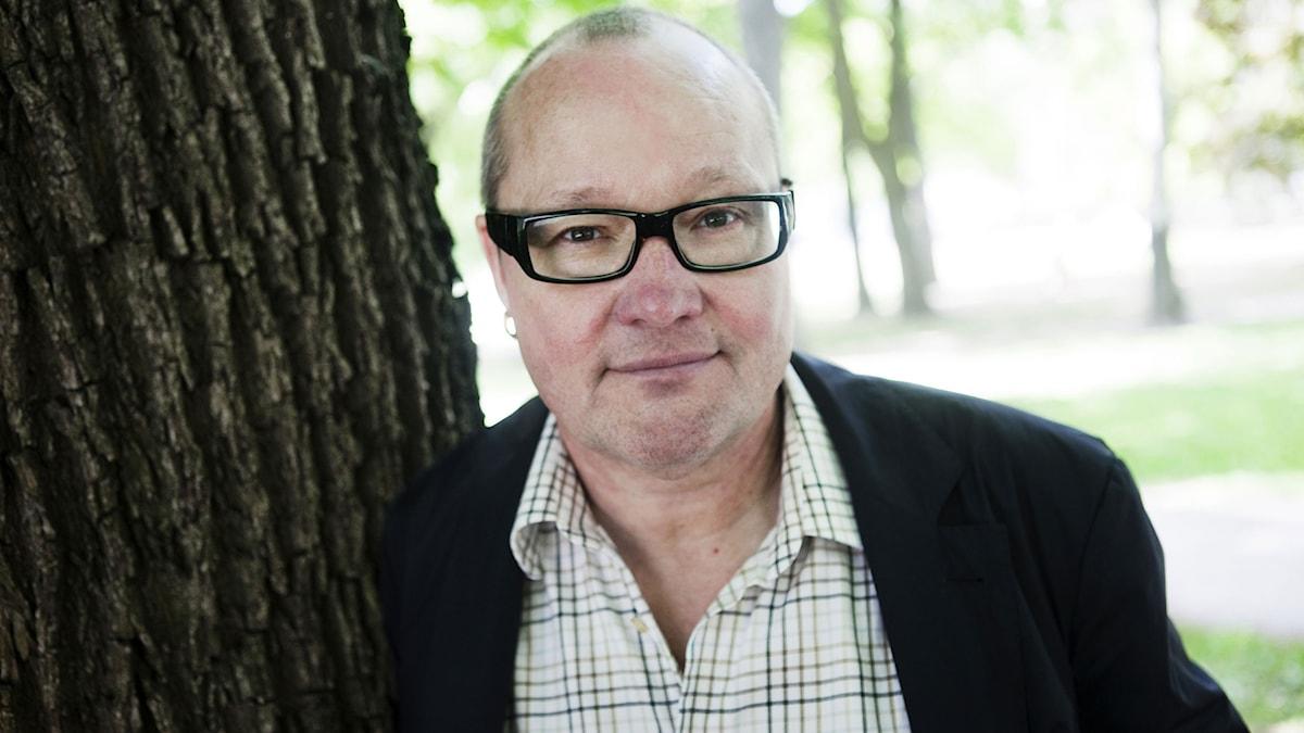 Nils Landgren. Foto: Mikael Andersson / Sveriges Radio