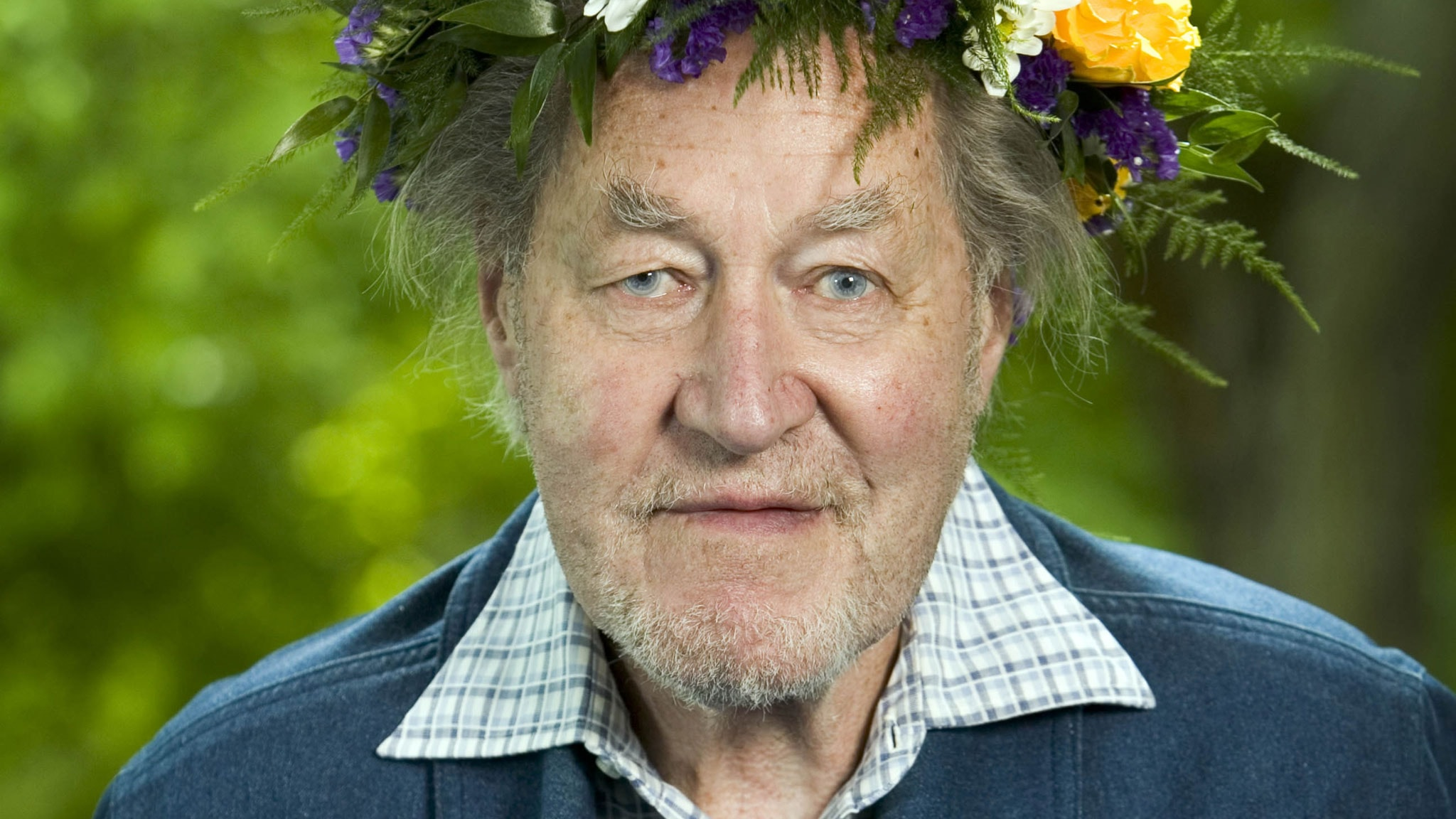 Lars Ulvenstam. Foto: Johan Ljungström/SR
