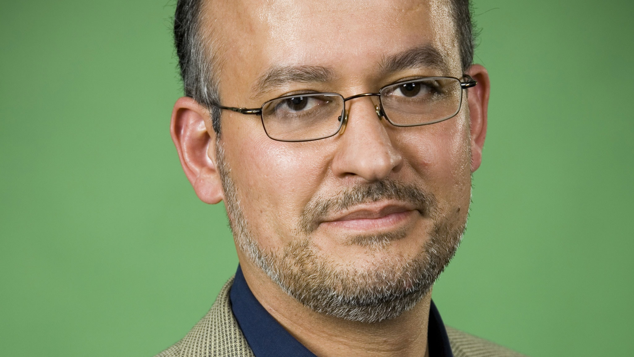 Mohammad Fazlhashemi. Foto: Johan Ljungström/SR