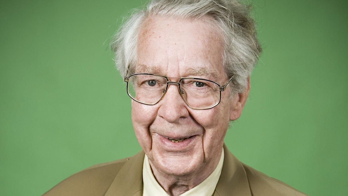 Göran Malmqvist. Foto: Johan Ljungström/SR