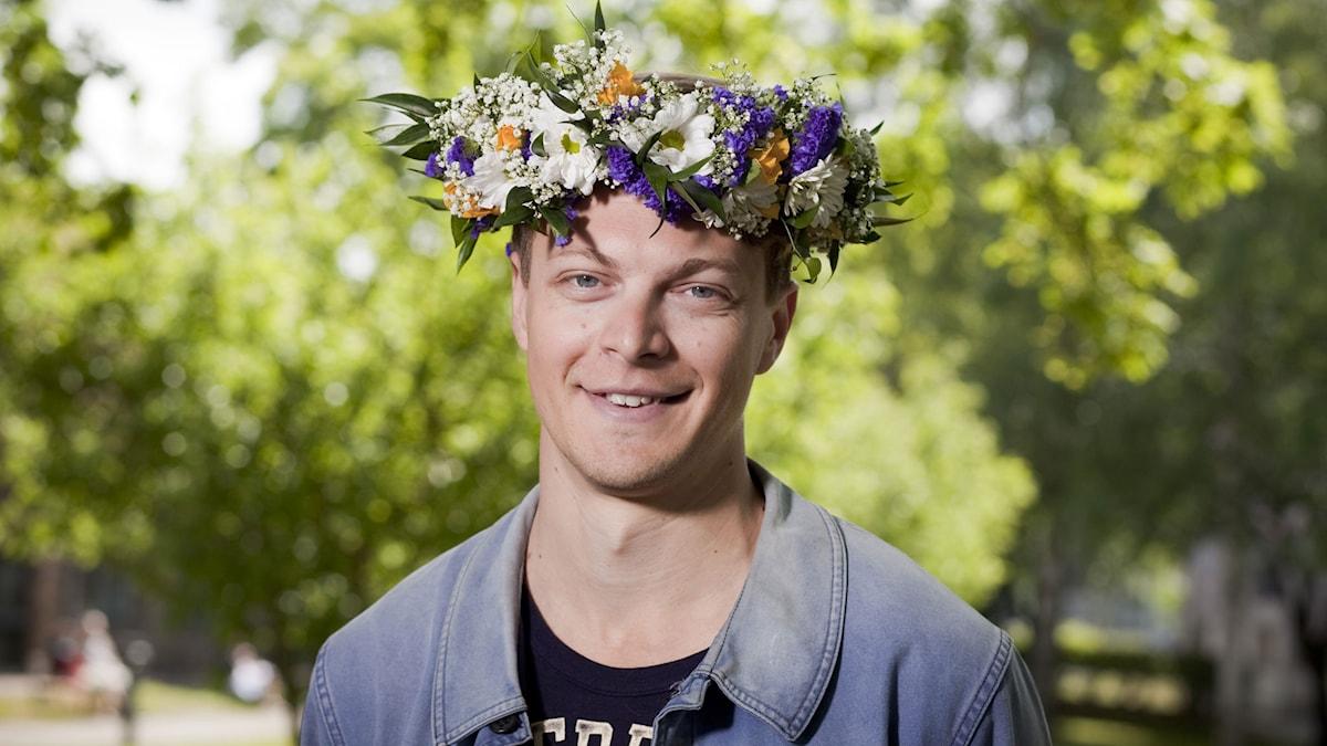 Björn af Kleen. Foto: Mattias Ahlm/Sveriges Radio.