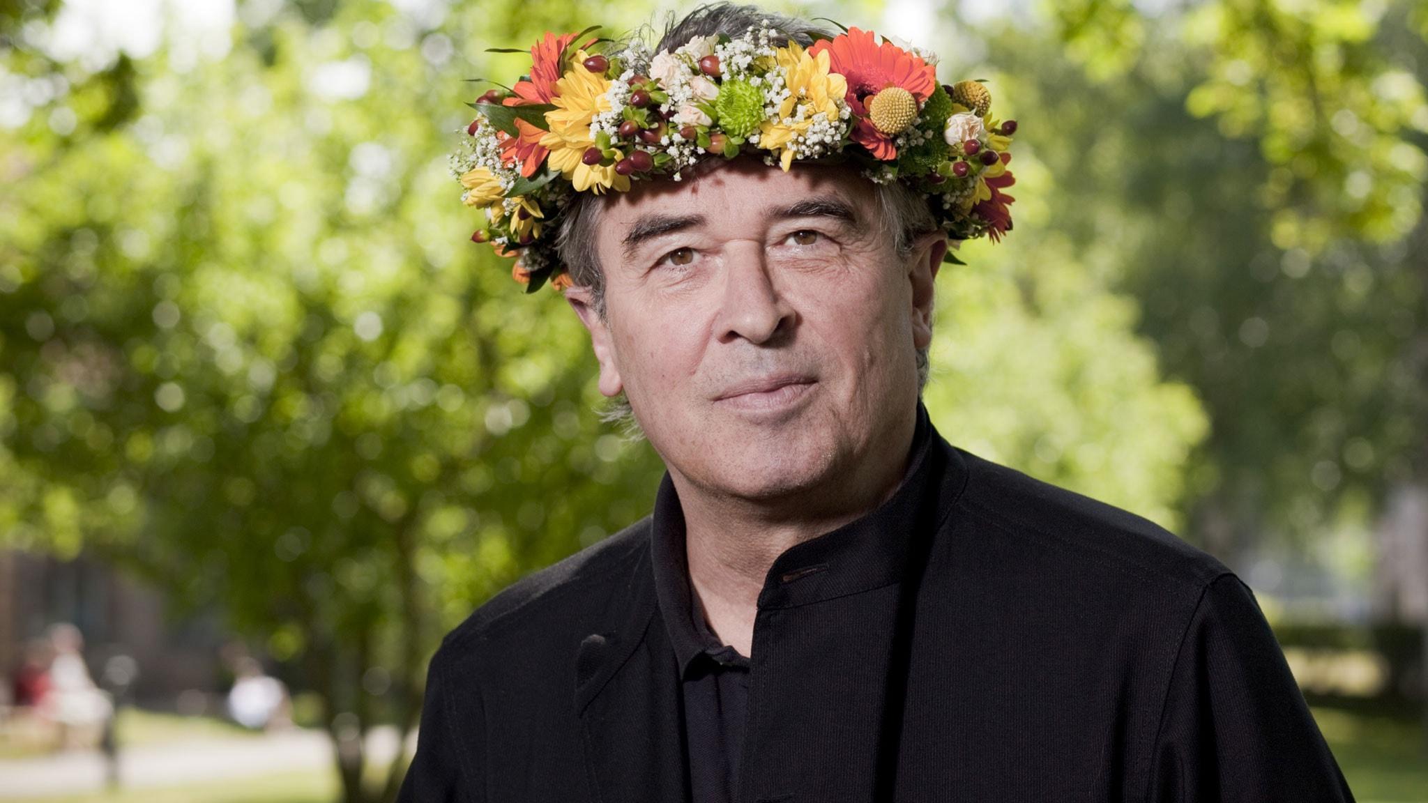 Staffan Scheja. Foto: Mattias Ahlm/Sveriges Radio.