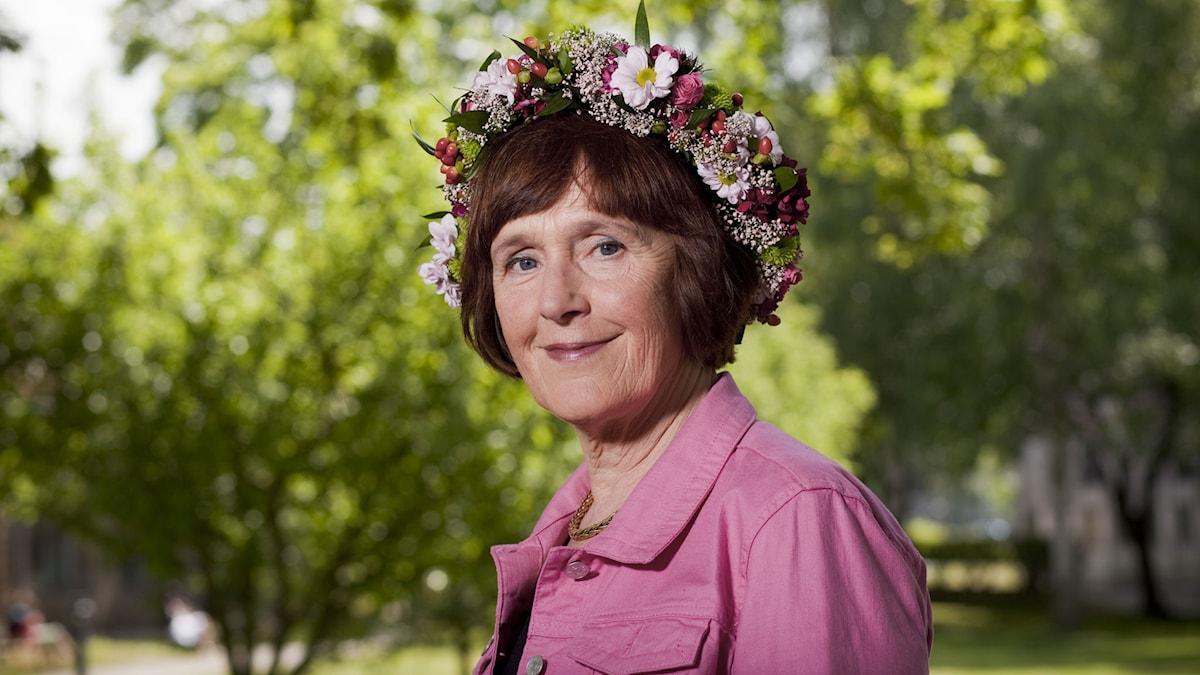 Annika Linde. Foto: Mattias Ahlm/Sveriges Radio.