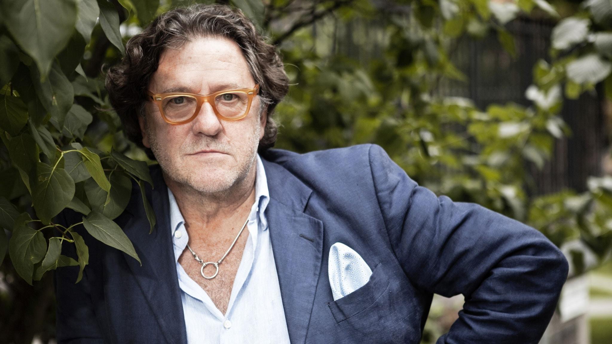 Tommy Körberg. Foto: Olivia Mariette Borg/Sveriges Radio
