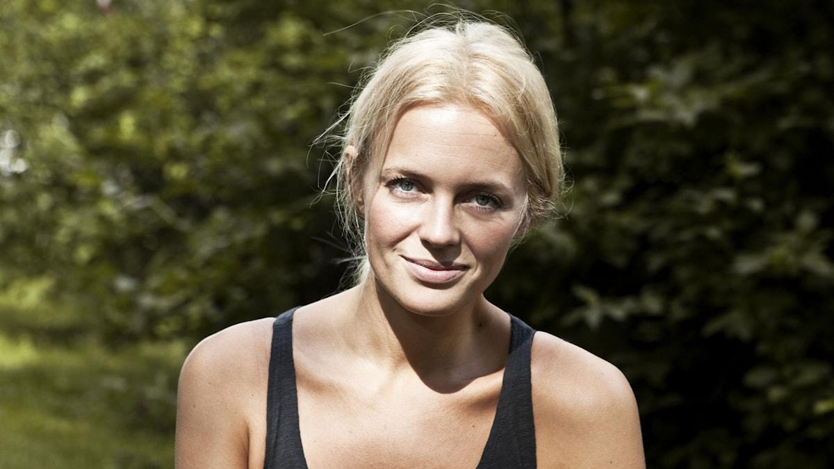 Josephine Bornebusch. Foto: Olivia Mariette Borg/Sveriges Radio