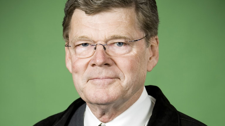 Christer Ericsson. Foto: Johan Ljungström/SR