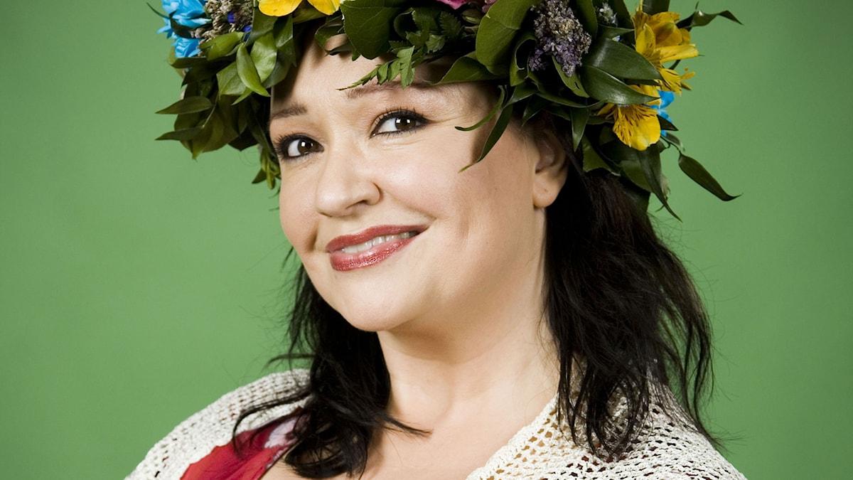 Maria Möller. Foto: Johan Ljungström/SR
