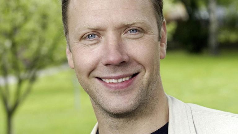 Mikael Persbrandt. Foto: Johan Ljungström/SR