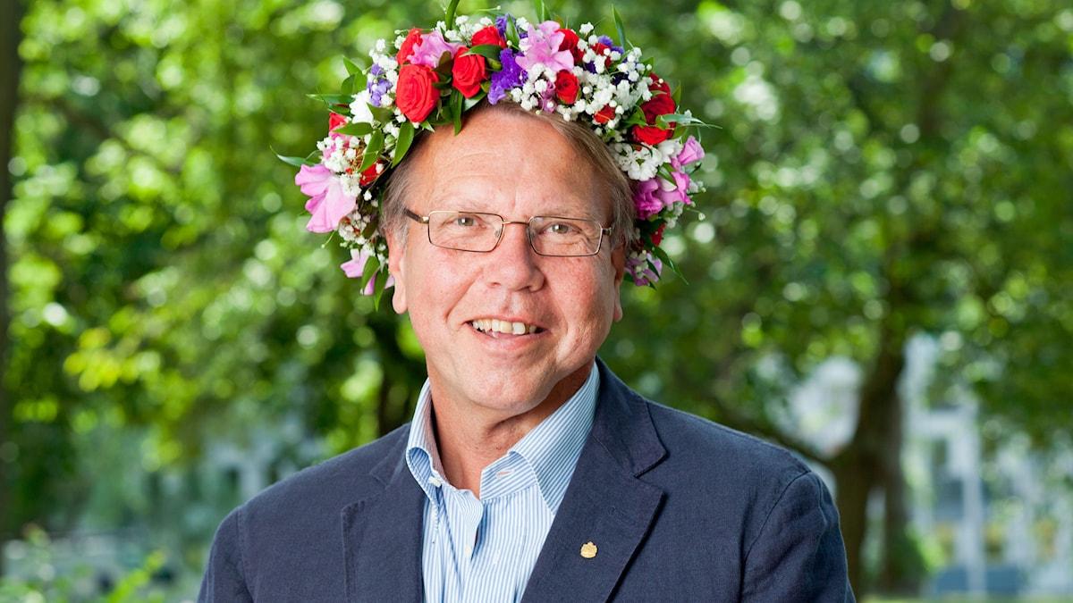 Göran Gudmundsson. Foto: SR Foto.