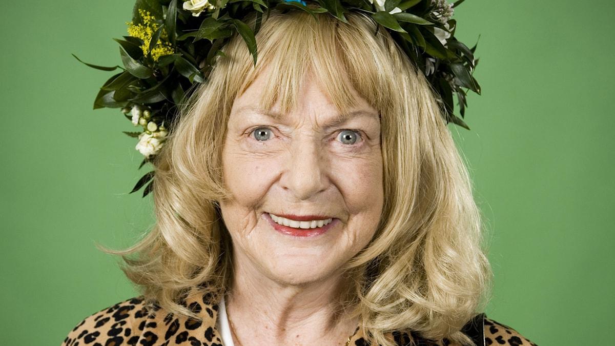 Alice Timander. Foto: Johan Ljungström/SR