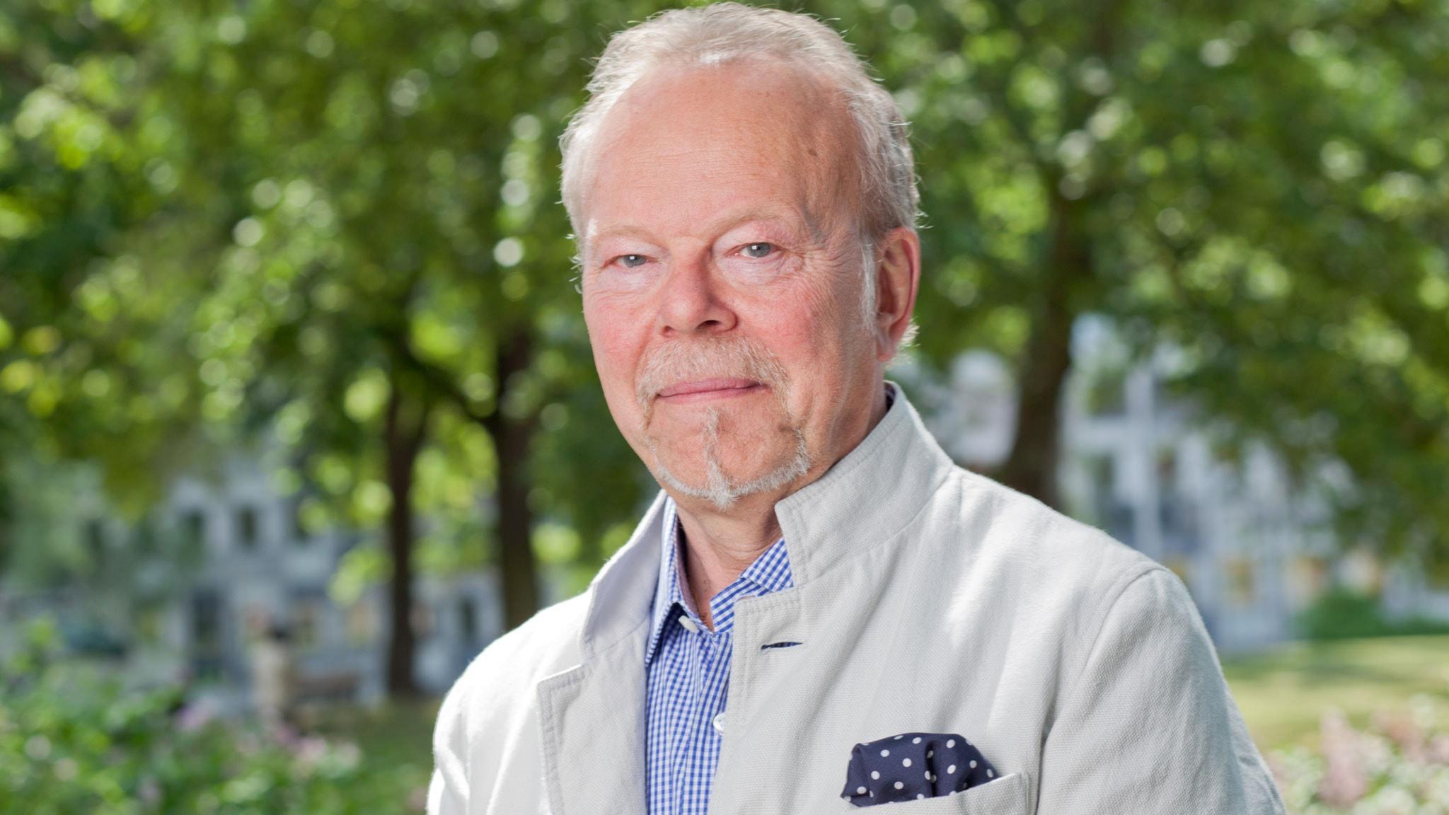 Thomas Johansson. Foto: SR Foto.