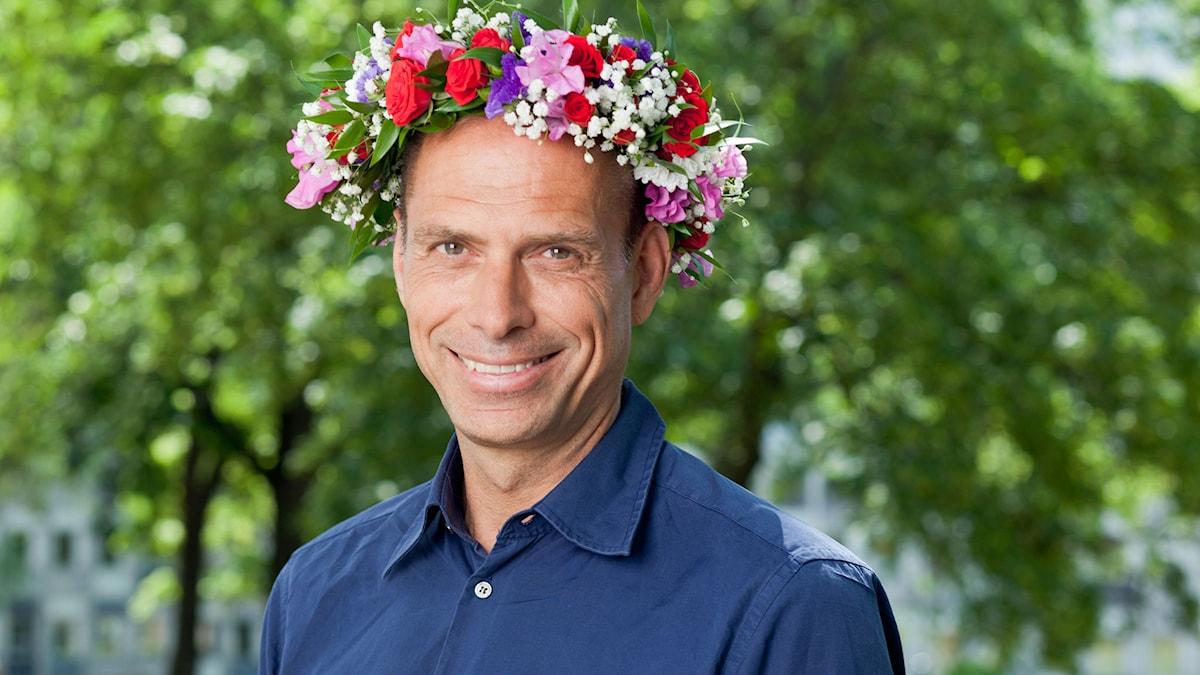 Sven Nylander. Foto: SR Foto.