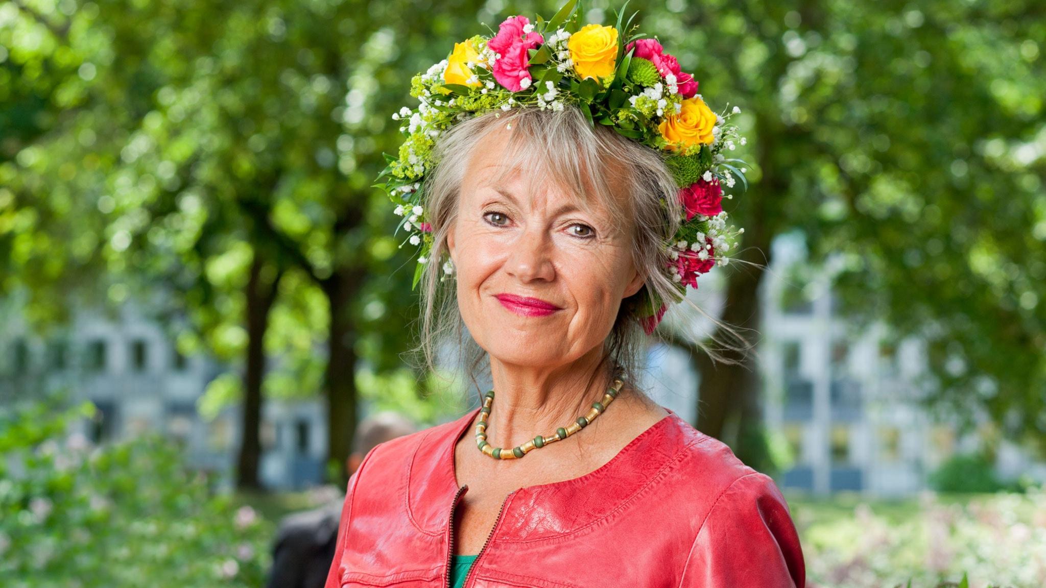 Karin Broos. Foto: SR Foto.