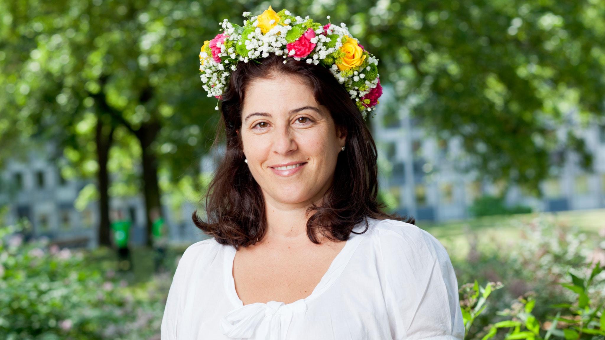 Dilsa Demirbag-Sten. Foto: SR Foto.