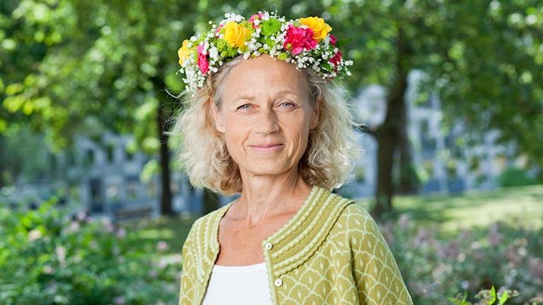 Anna Kåver. Foto: SR Foto.