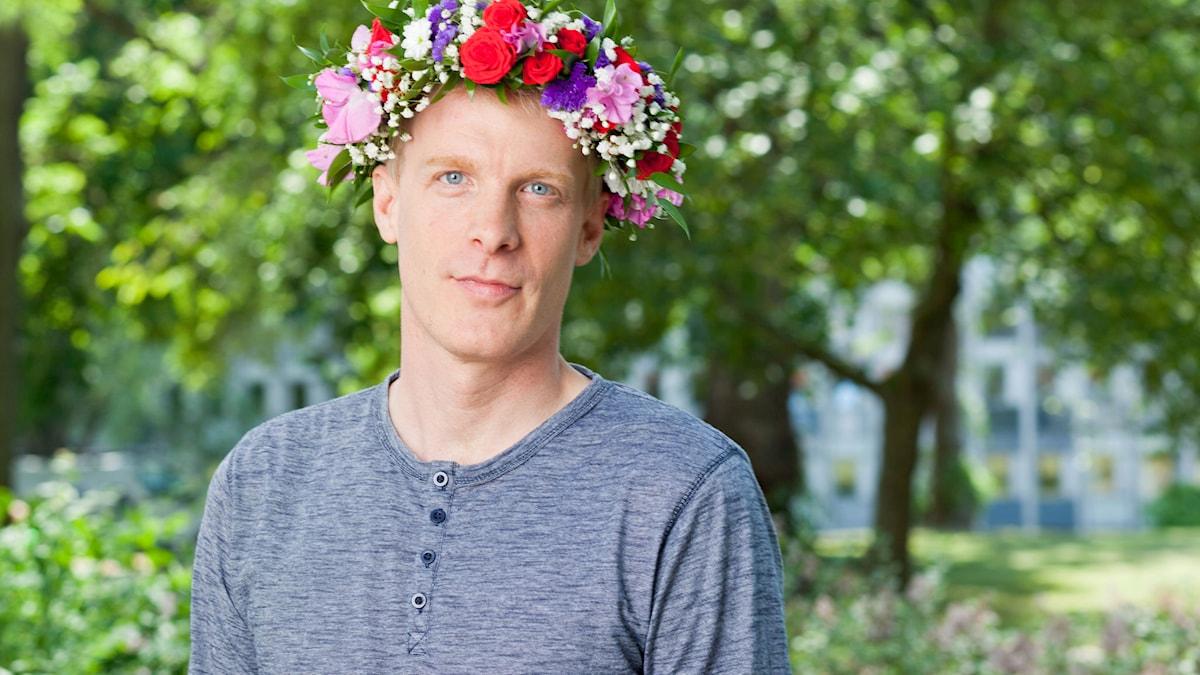 Martin Fröst. Foto: SR Foto.