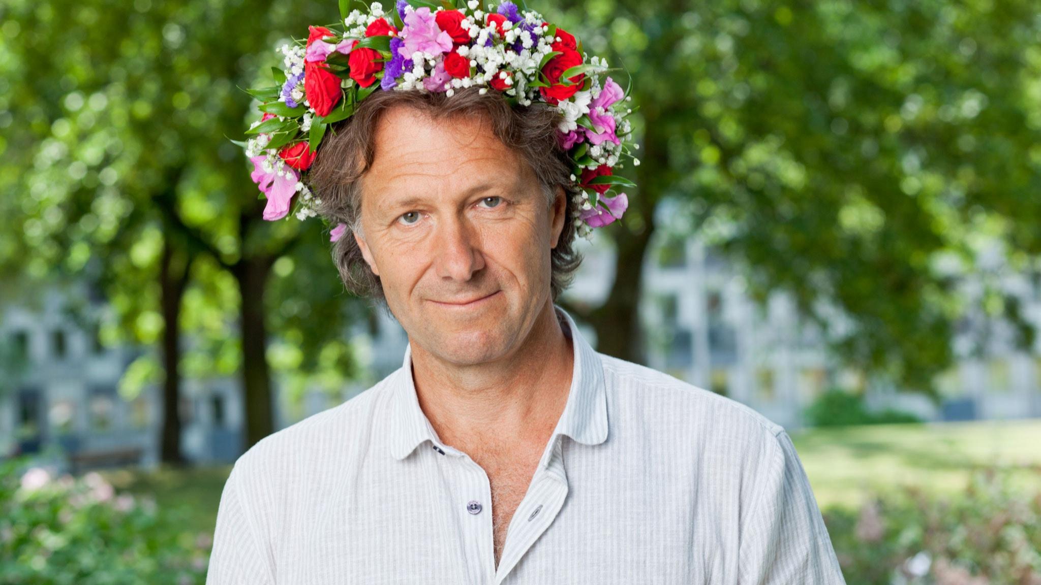 Fredrik Gertten. Foto: SR Foto.