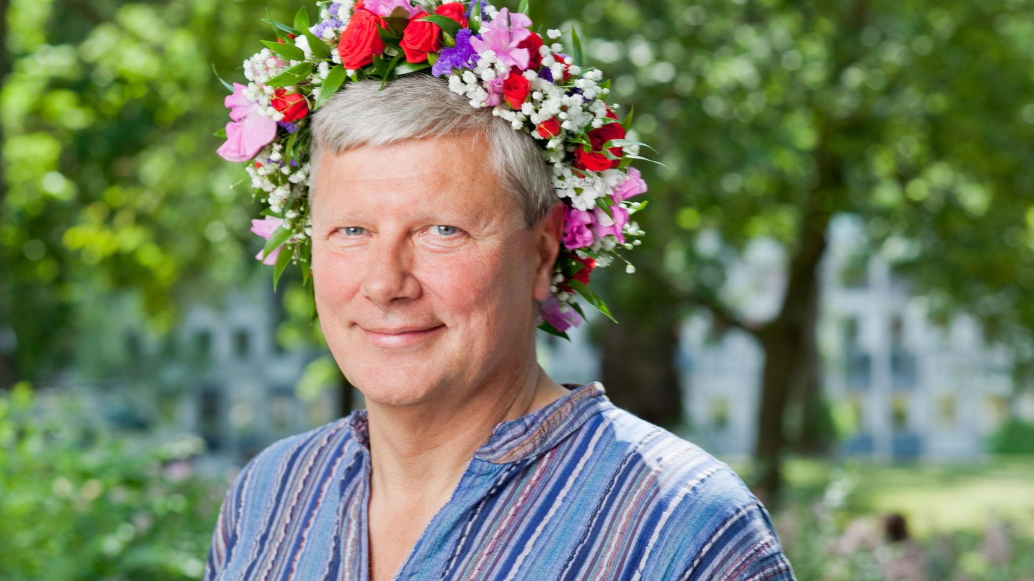 Lars Ohly. Foto: SR Foto.