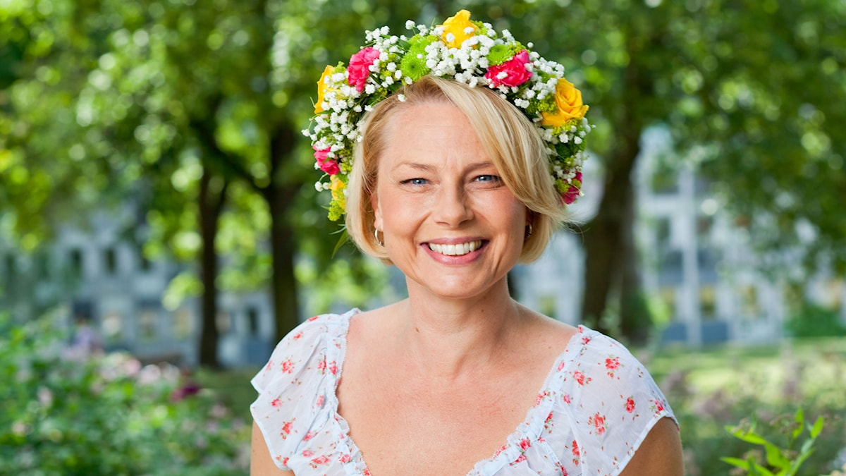 Helena Bergström. Foto: SR Foto.