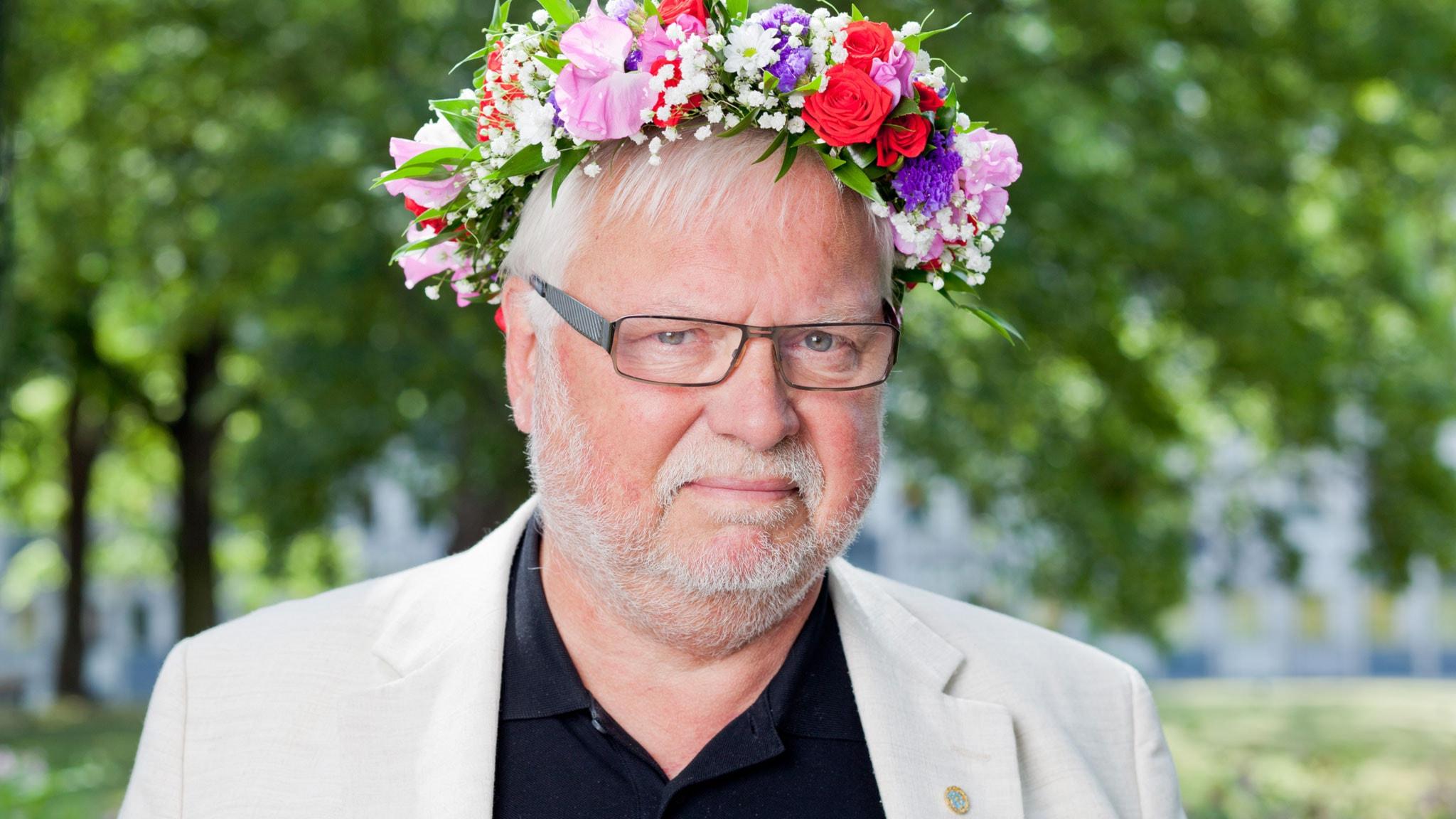Leif Mannerström. Foto: SR Foto.
