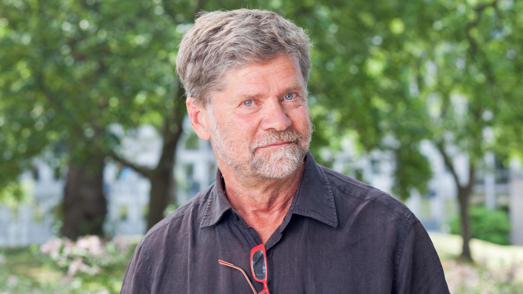 Owe Wikström. Foto: SR Foto.