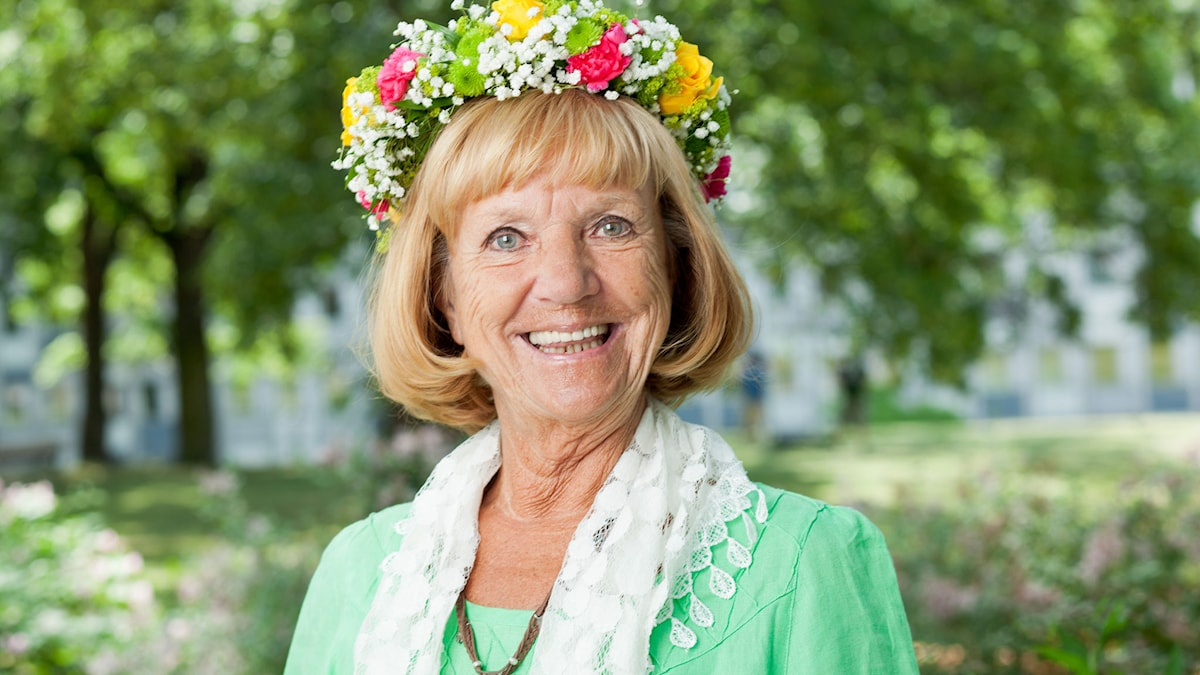 Vicky von der Lancken. Foto: SR Foto.