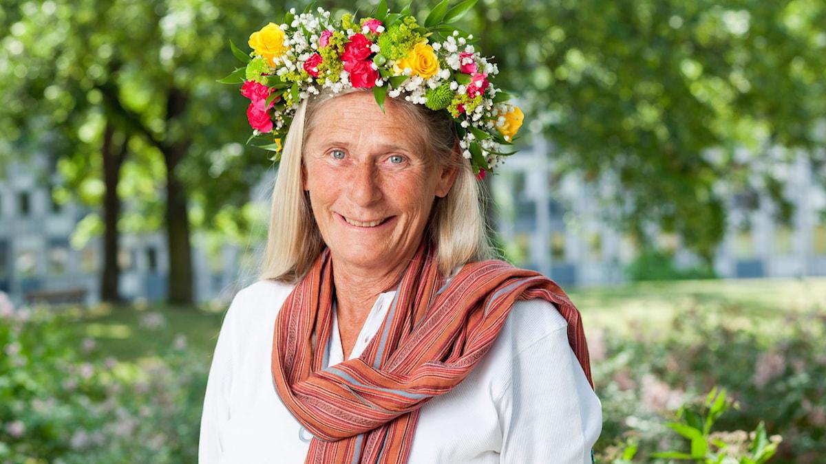 Ann Olivecrona. Foto: SR Foto.